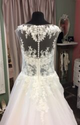 Venus | Wedding Dress | Aline | ST492S