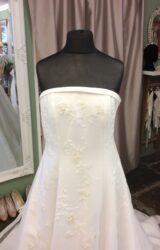 Romantica | Wedding Dress | Aline | ST374S