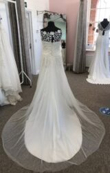 Villais | Wedding Dress | Aline | D1127K