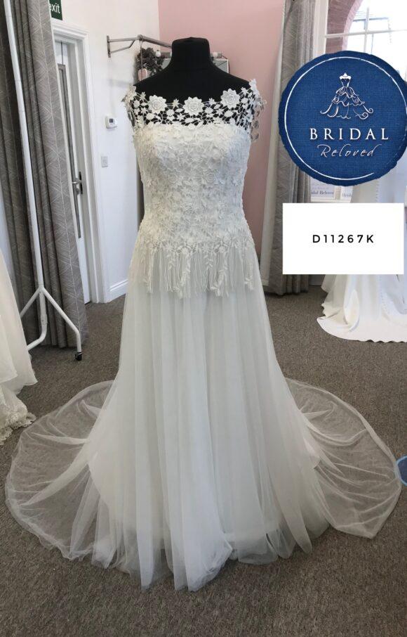 Villais   Wedding Dress   Aline   D1127K