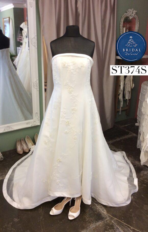 Romantica   Wedding Dress   Aline   ST374S