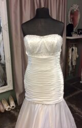 Romantica | Wedding Dress | Drop Waist | ST413S