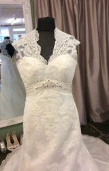 Amanda Wyatt | Wedding Dress | Empire | ST496S