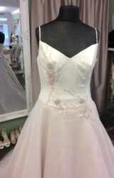 Essense of Australia | Wedding Dress | Aline | ST389S