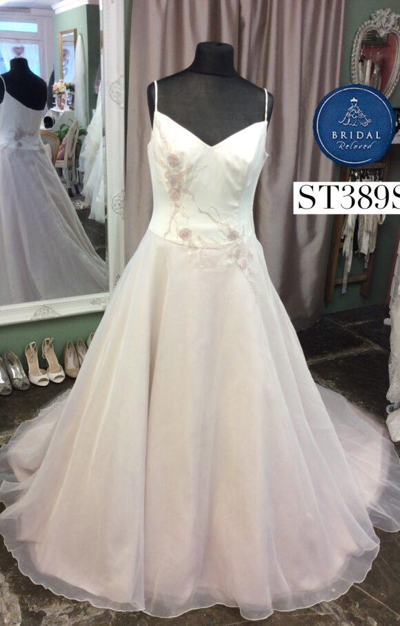 Essense of Australia | Wedding Dress | Aline | ST389S