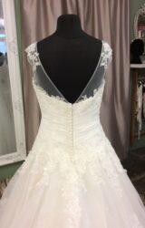 Cosmobella   Wedding Dress   Aline   ST477S