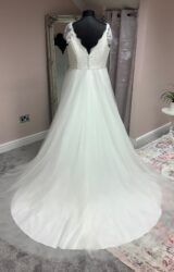 Terra Bridal | Wedding Dress | Aline | SU123L