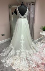 Terra Bridal | Wedding Dress | Aline | SU124L