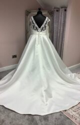 Terra Bridal | Wedding Dress | Aline | SU127L