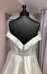 Terra Bridal | Wedding Dress | Aline | SU125L
