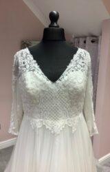 Terra Bridal | Wedding Dress | Aline | SU126L
