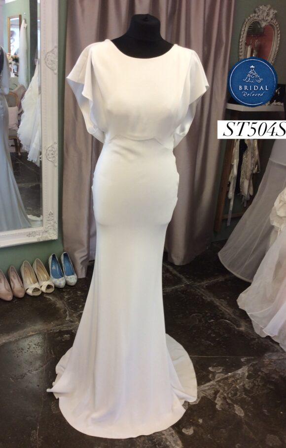David Fielden | Wedding Dress | Sheath| ST504S