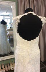 David Tutera | Wedding Dress | Fit to Flare | ST511S