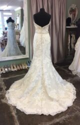 Justin Alexander | Wedding Dress | Fit to Flare | ST510S