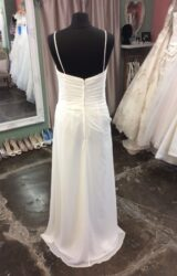 Watters | Wedding Dress | Column | ST513S