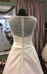 Kelsey Rose | Wedding Dress | Aline | ST490S