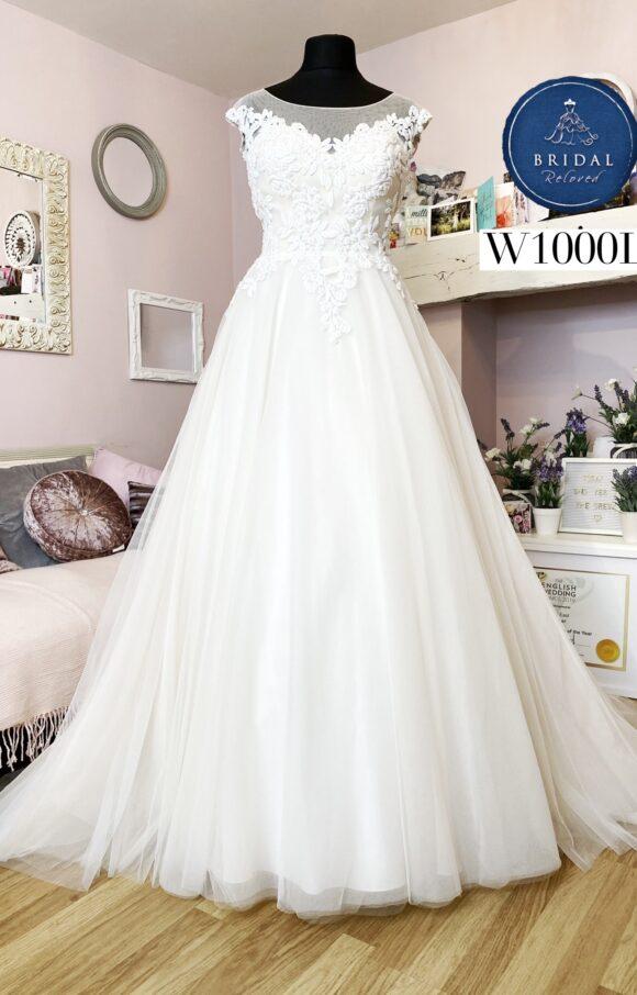 Lou Lou | Wedding Dress | Aline | W1000L