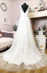 White Rose | Wedding Dress | Aline | W1003L
