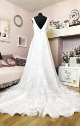 Millie May   Wedding Dress   Aline   W1013L