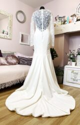 Millie May | Wedding Dress | Fit to Flare | W1012L