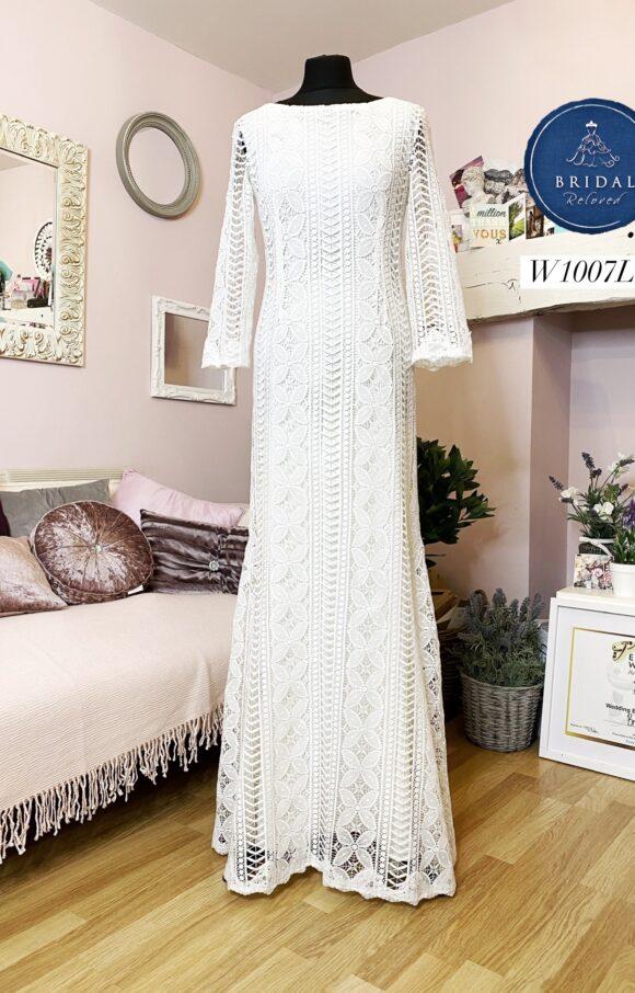 Indie Bride | Wedding Dress | Fit to Flare | W1007L