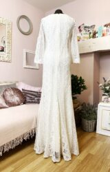Indie Bride | Wedding Dress | Fit to Flare | W1007L