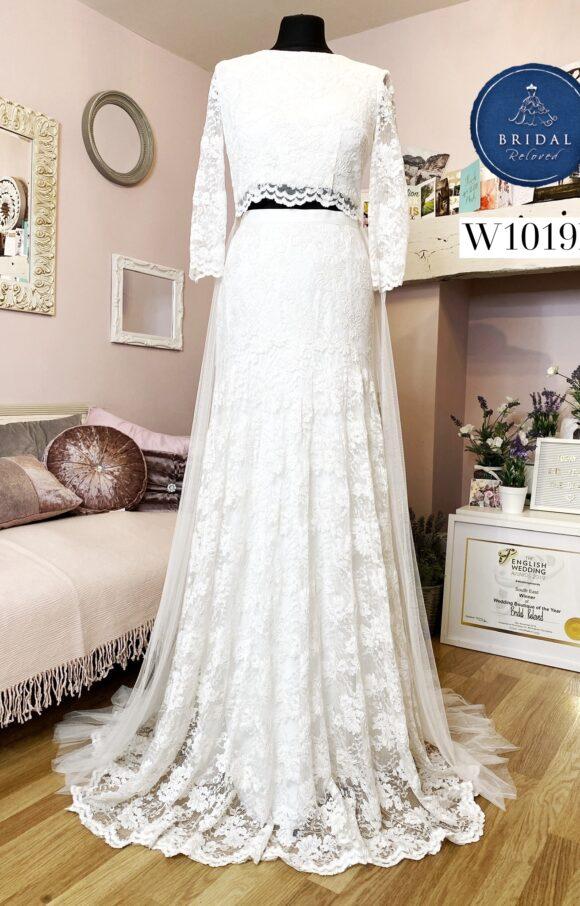 Charlie Brear   Wedding Dress   Separates   W1019L