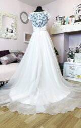 Lou Lou | Wedding Dress | Aline | W1017L