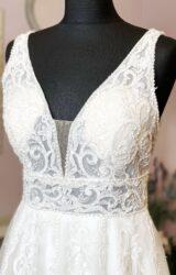 Richard Designs | Wedding Dress | Aline | W1020L