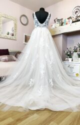 Richard Designs | Wedding Dress | Aline | W1022L