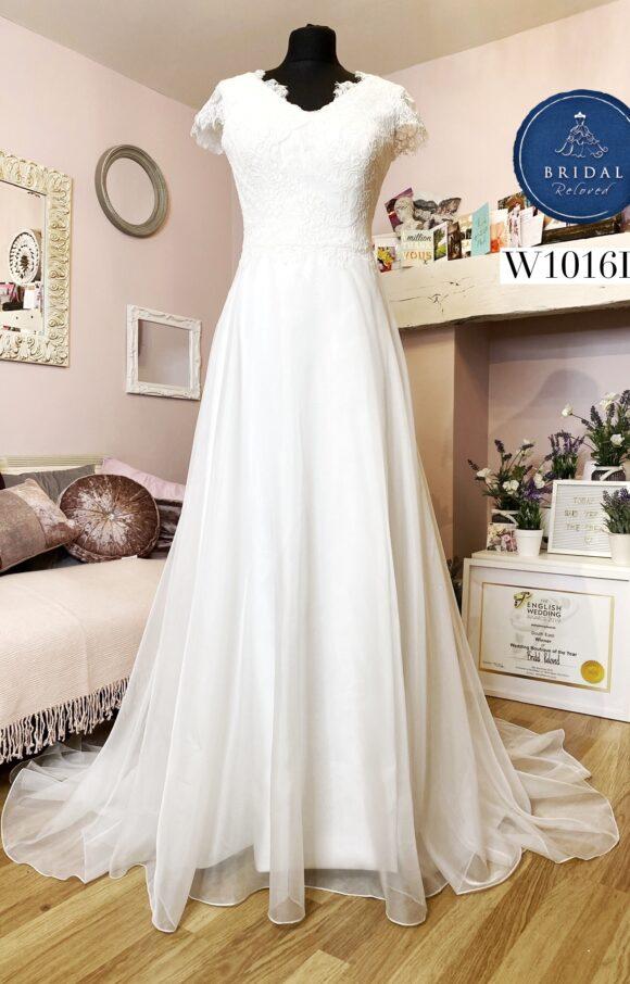 Millie May | Wedding Dress | Aline | W1016L