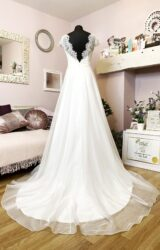 Millie May | Wedding Dress | Aline | W1016L