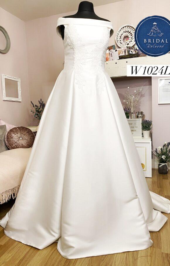 Enzoani   Wedding Dress   Aline   W1024L