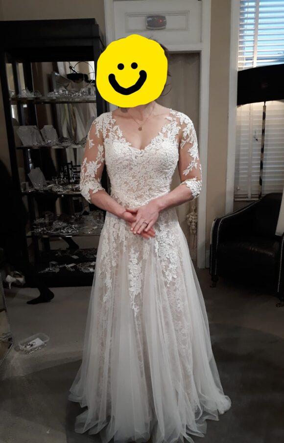 Pronovias | Wedding Dress | Aline | C2094