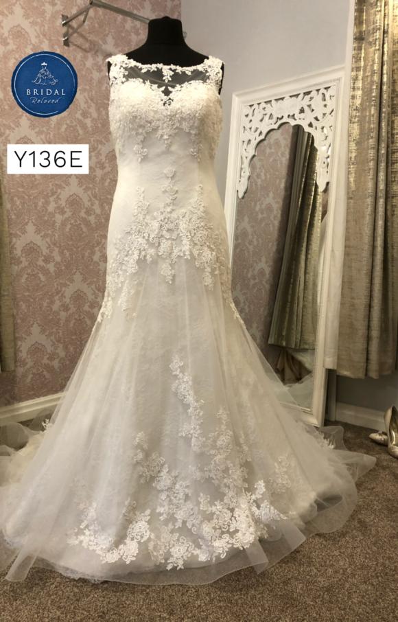 Nicole Spose | Wedding Dress | Aline | Y136E