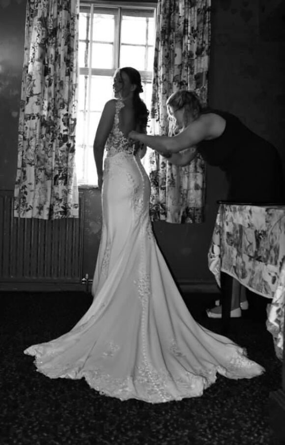 Stella York | Wedding Dress | Fishtail | C2119