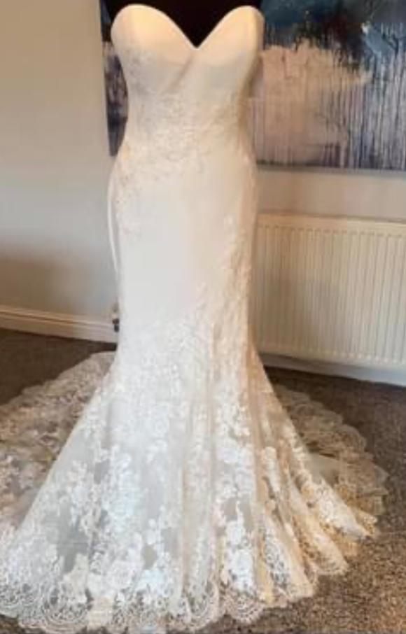 Enzoani | Wedding Dress | Fishtail | C2088