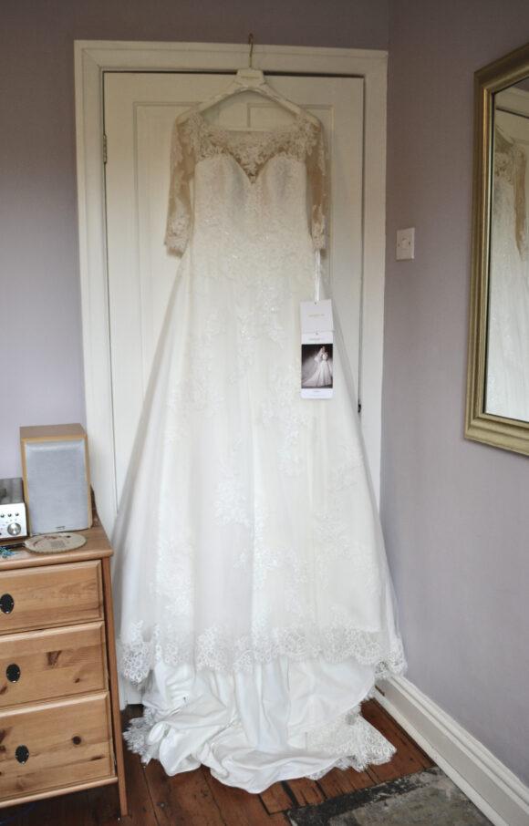 Pronovias   Wedding Dress   Aline   C2300