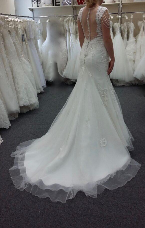 Ronald Joyce | Wedding Dress | Fishtail | C2097