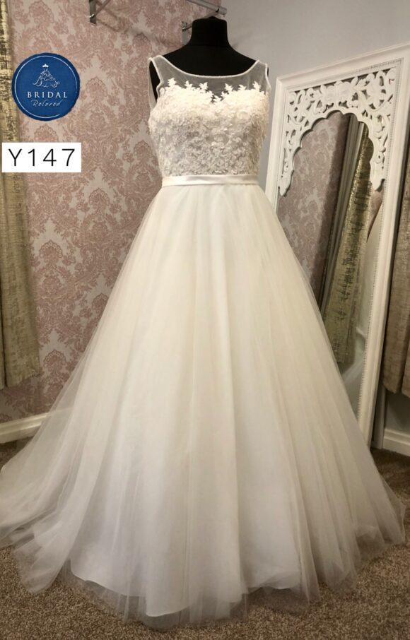 Elite | Wedding Dress | Aline | Y147