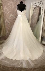 Elite | Wedding Dress | Aline | Y147