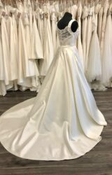 Millie May | Wedding Dress | Aline | C202JL