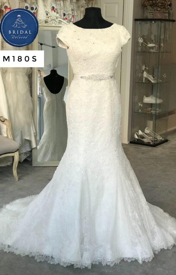 Christine Dando | Wedding Dress | Fishtail | M180S