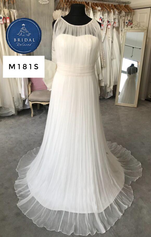 Sanyukta Shrestha | Wedding Dress | Aline | M181S