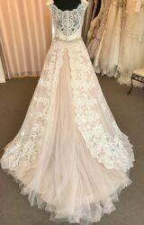 Rosa Clara   Wedding Dress   Aline   B265M