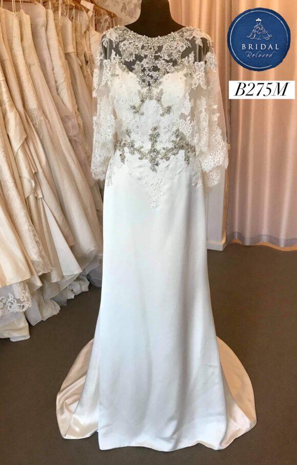 Enzoani | Wedding Dress | Empire | B275M