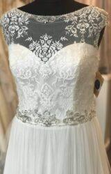 La Papillon | Wedding Dress | Aline | B273M