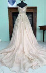 Bowen Dryden | Wedding Dress | Aline | SH203
