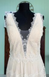 Catherine Deane | Wedding Dress | Aline | SH208S