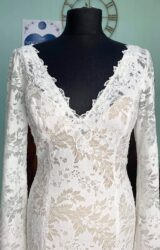 Watters   Wedding Dress   Fit to Flare   SH205